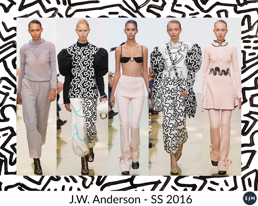 jw_anderson_ss16_keith_haring_london_fashion_week