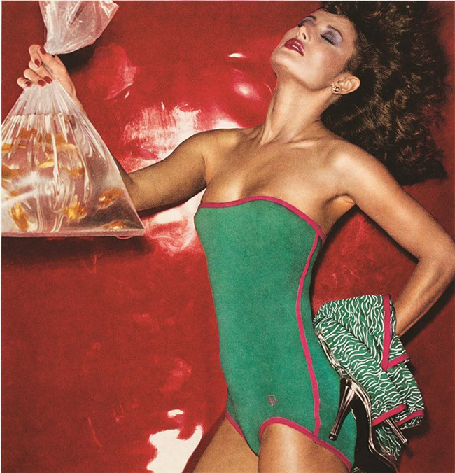 Gloss_chris_von_wangenheim_dior_advertisement_1978_libri_fotografici_per_natale