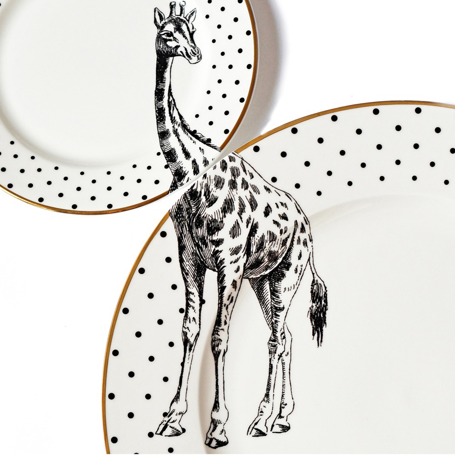 yvonne-ellen_animal-plate-set_giraffe_2