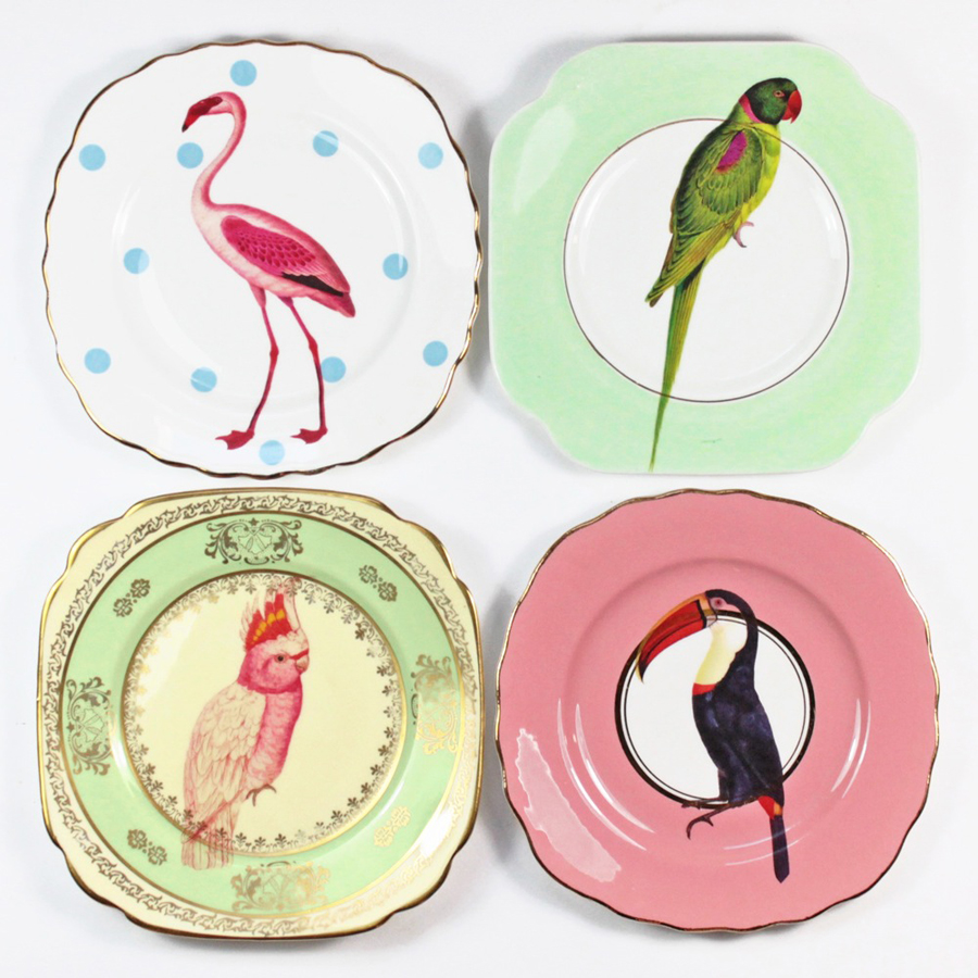 yvonne-ellen_beautiful-birds-plate-set