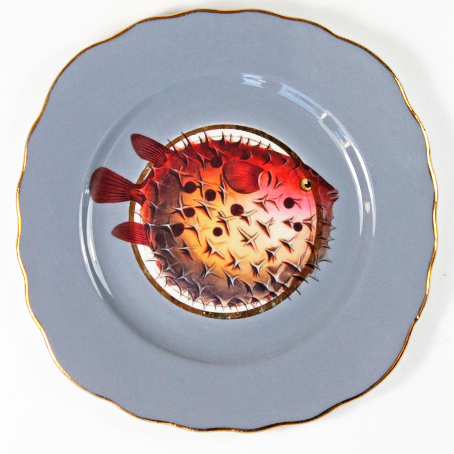 yvonne-ellen_vintage-fancy-fish-plate-set_1