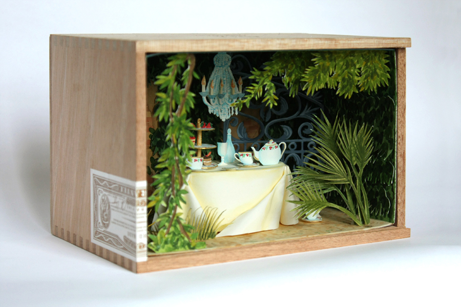 mar-cerda_diorama_garden-party-1