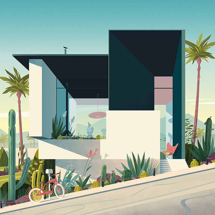 Cruschiform - Focus Magazine - Californian Modernism