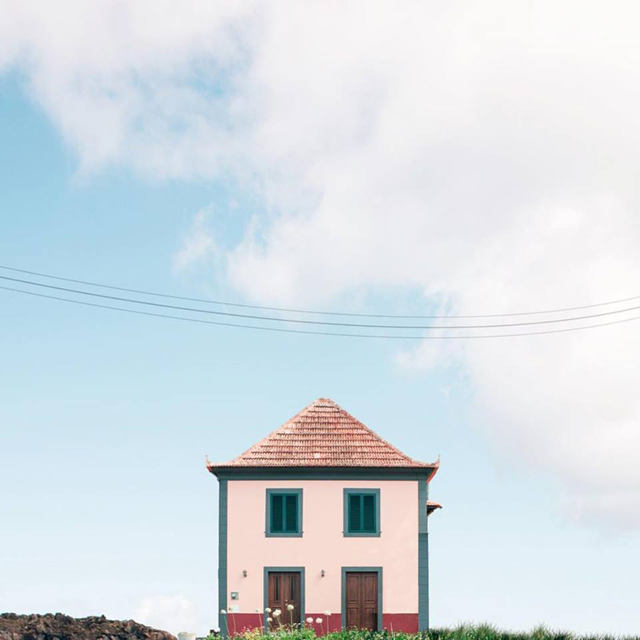 Sejkko - Lonely Houses - Madeira