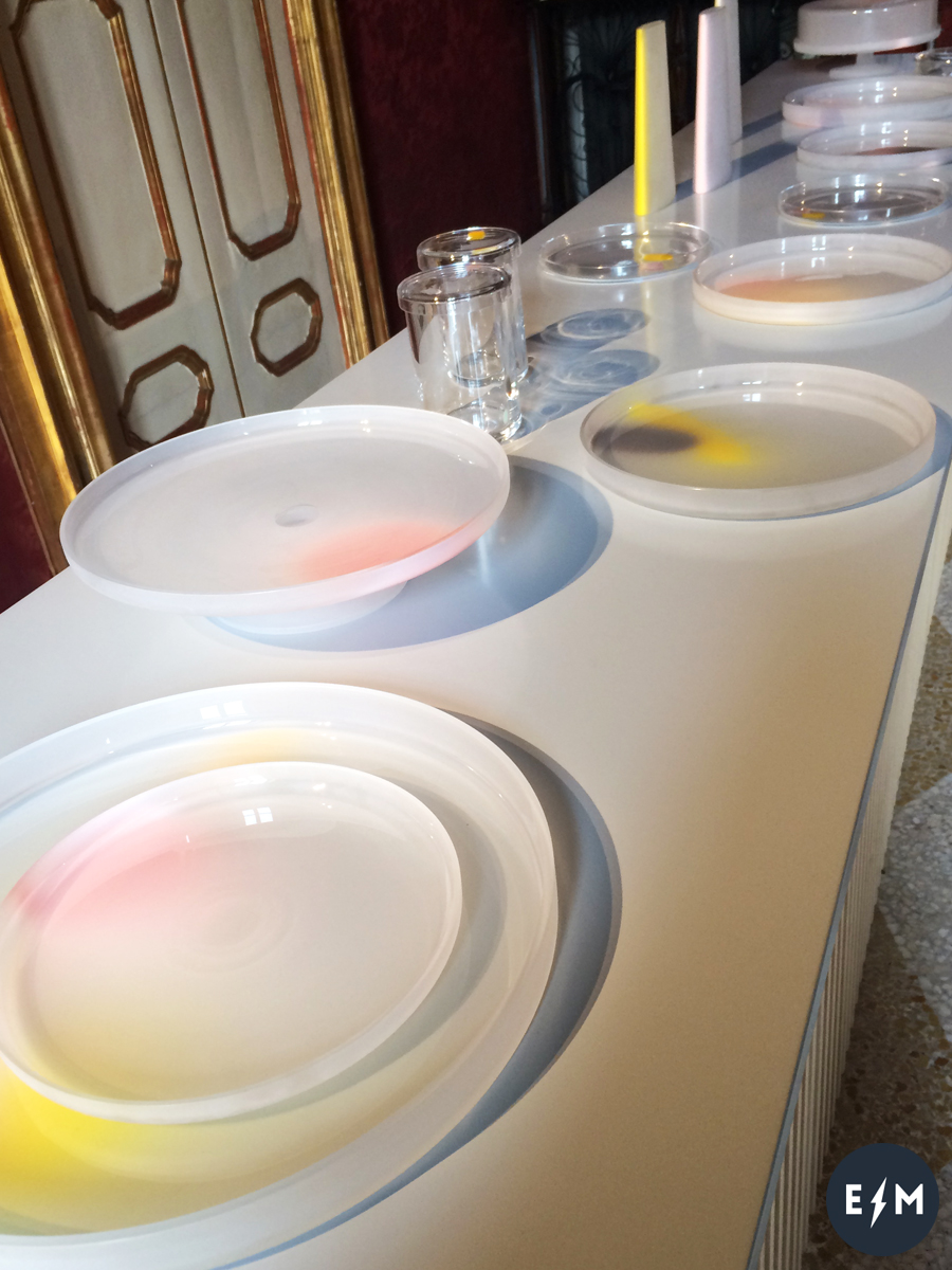 Fuorisalone 2017 - A Matter of Perception - Stained by Formafantasma per Nude