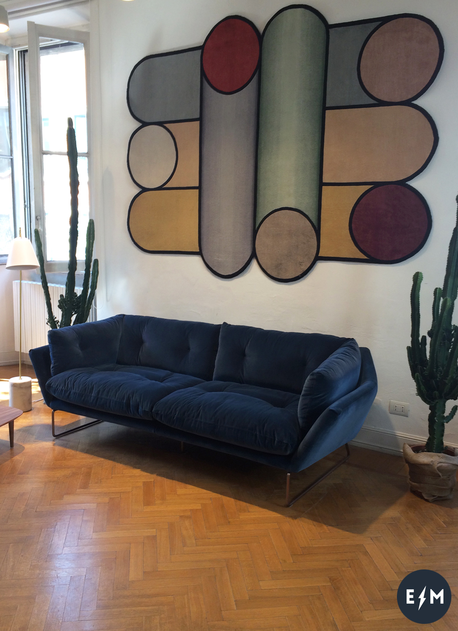 Fuorisalone 2017 - Archiproducts - Saba, Patricia Urquiola, CC Tapis