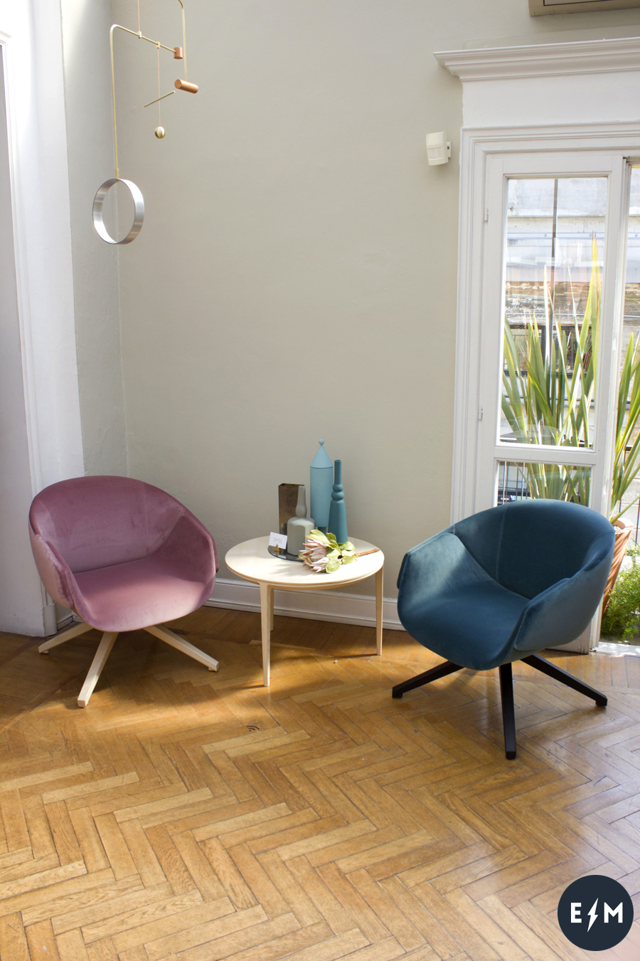 Fuorisalone 2017 - Archiproducts - Anita armchair by SP01