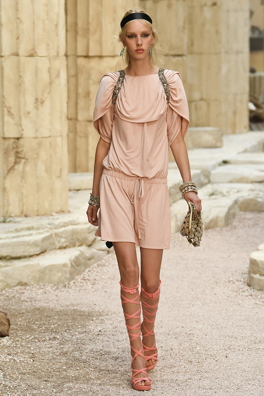 Pink - Chanel - Resort 2018
