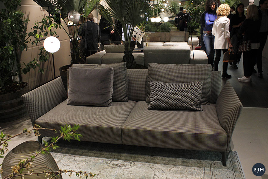 Salone del Mobile 2017 - Lema - Jermyn by Gordon Guillaumier