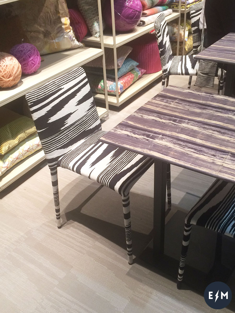 Salone del Mobile 2017 - Missoni Home