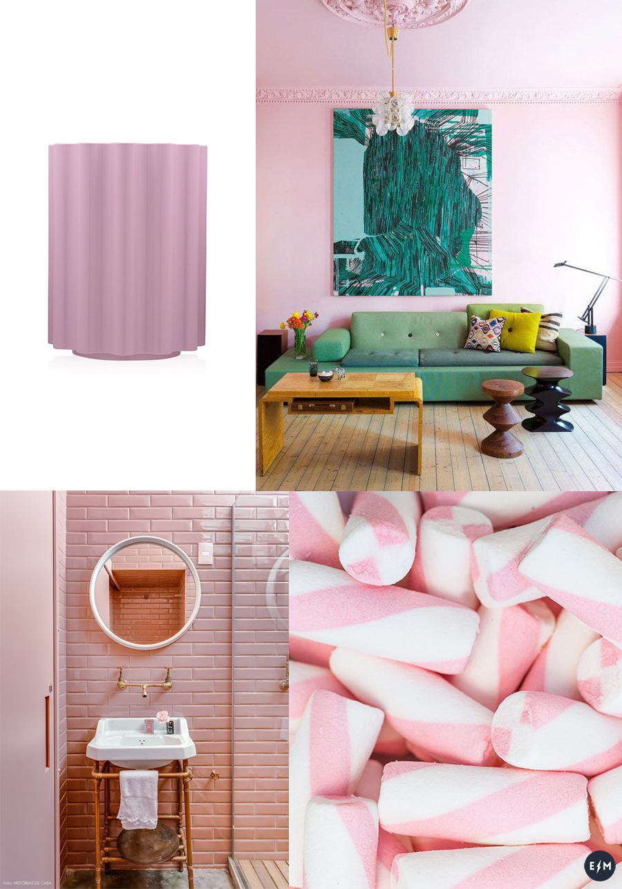 Pink - Colonna - Ettore Sottsass - Kartell - Domino