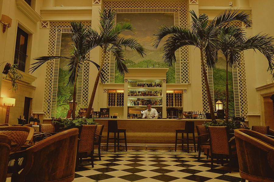 Accidentally Wes Anderson - Hotel Saratoga - Havana