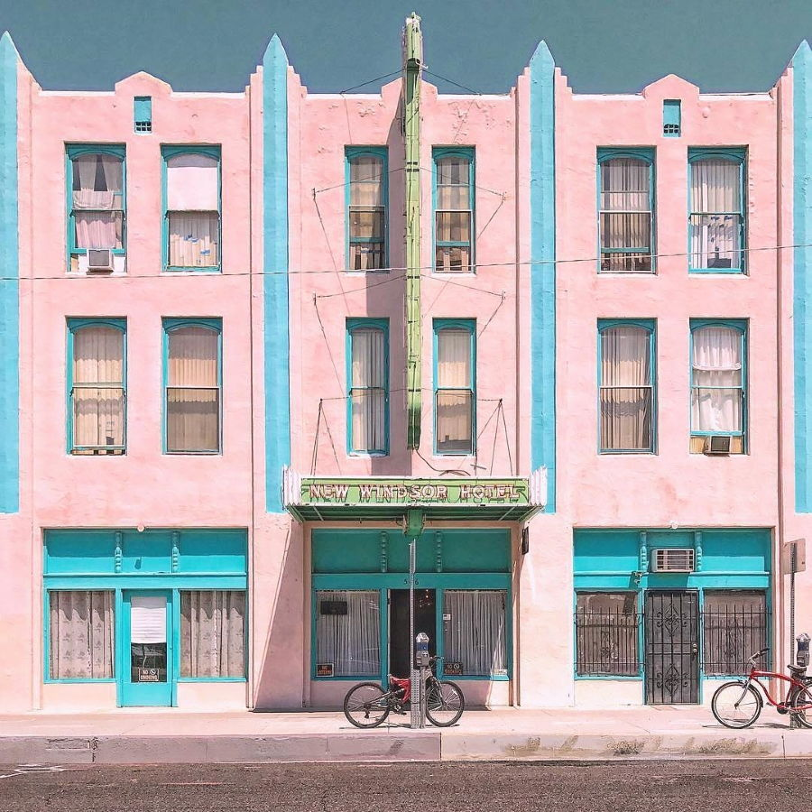 Accidentally Wes Anderson - New Windsor Hotel - Phoenix - Arizona