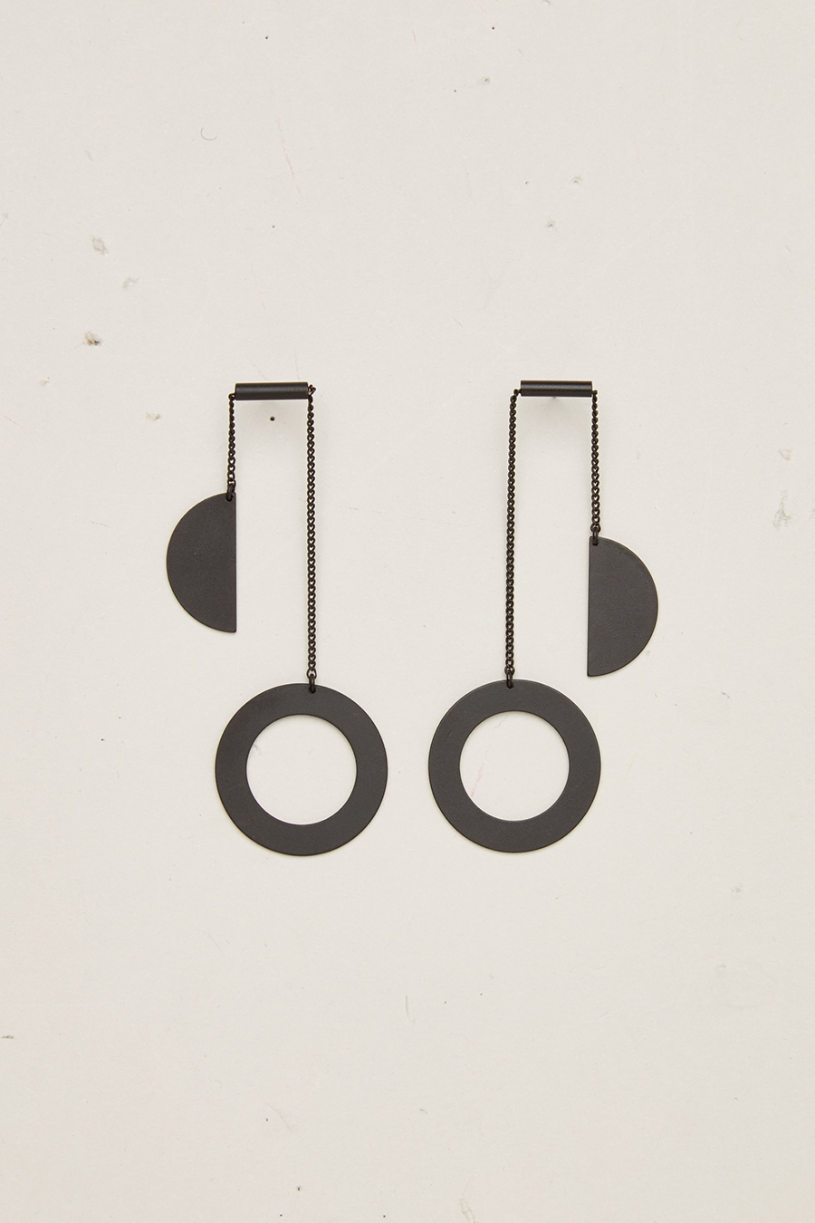 Cos - Circle Metal Earrings - guida ai regali di Natale 2017