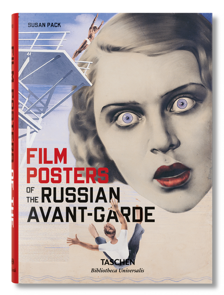 Taschen - Film Posters of the Russian Avant-Garde - Guida ai Regali di Natale 2017 - Ultra Pop