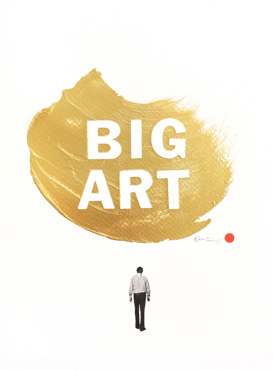 Danielle Krysa - Big Art