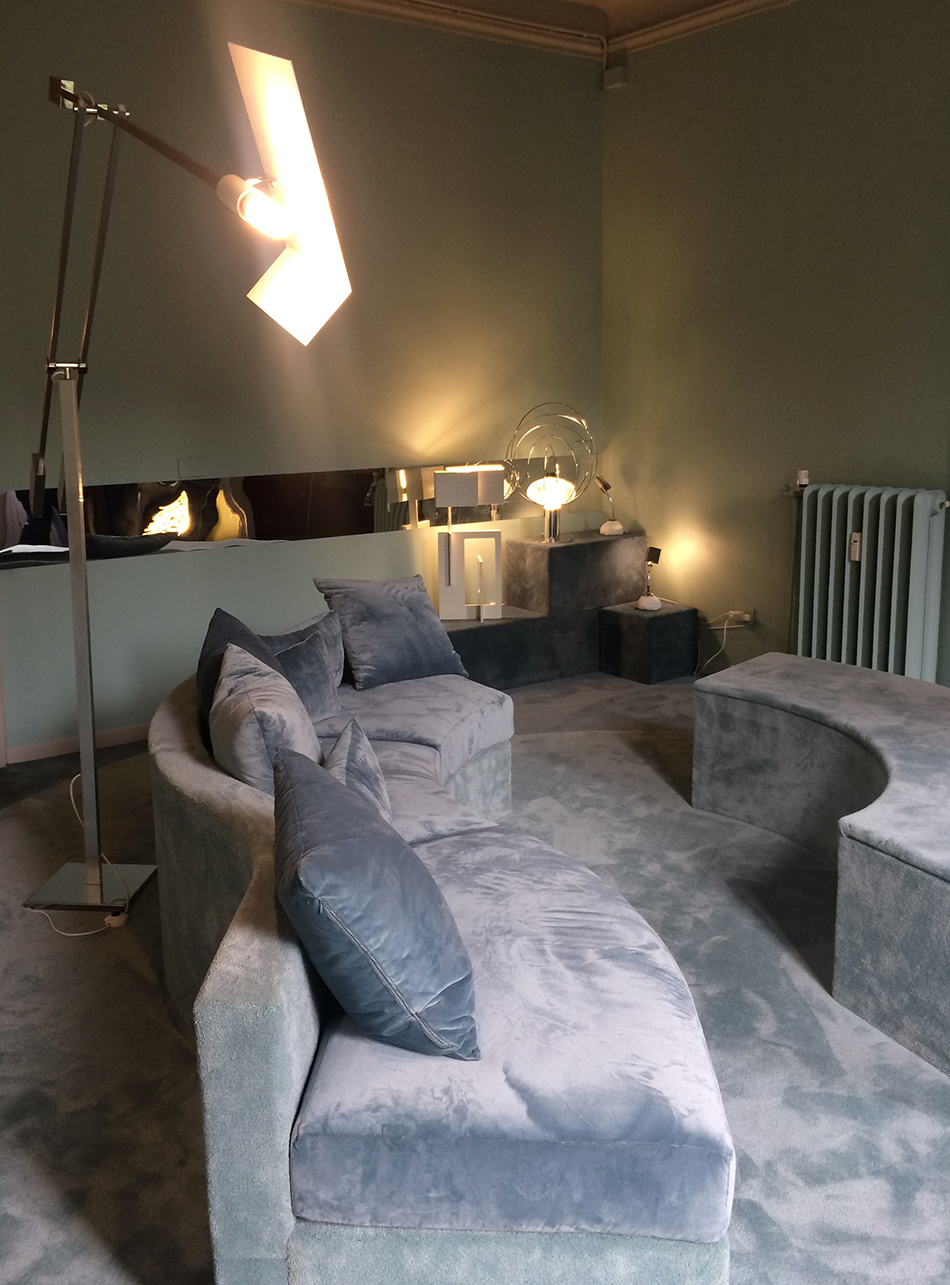 Planetario - Cristina Celestino - Brera Design Apartment - Besana Carpet Lab - Esperia - Milano Design Week 2019