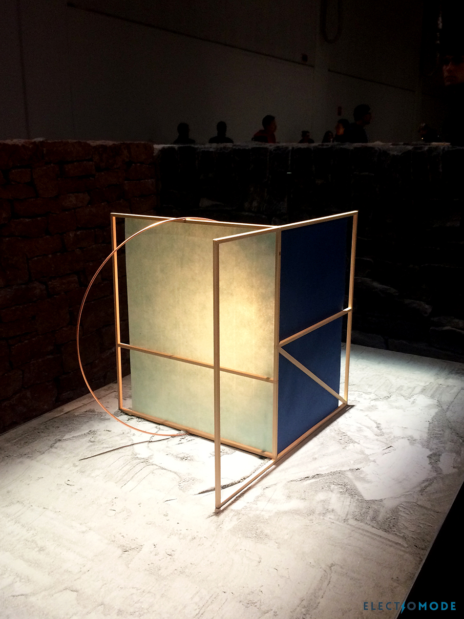 Hermès - Raw Material - Coulisse - Tomas Alonso - La Pelota - Milano Design Week 2019